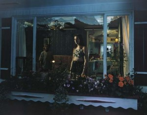 Gregory Crewdson Unititled (Girld on window)