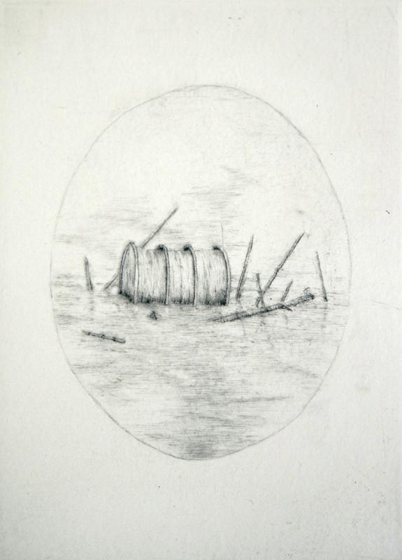 Portrait of a Barrel