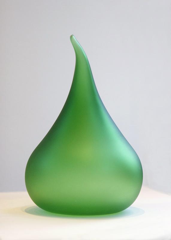 Green Belly Bottle