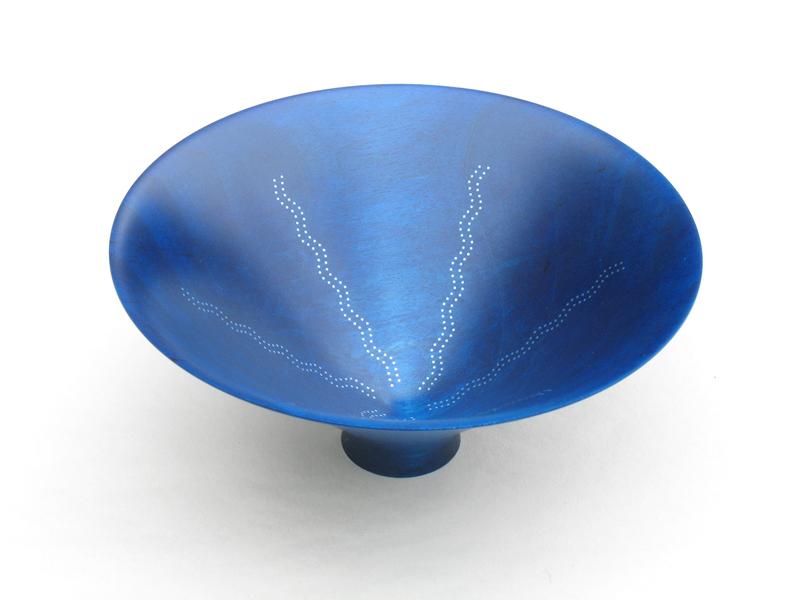 Blue Sycamore Bowl