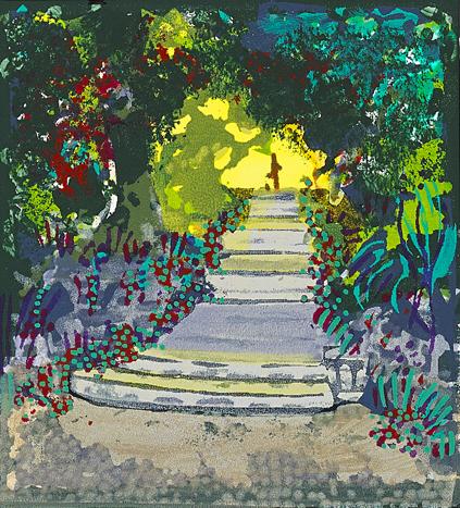 Spotlight on the Gardens