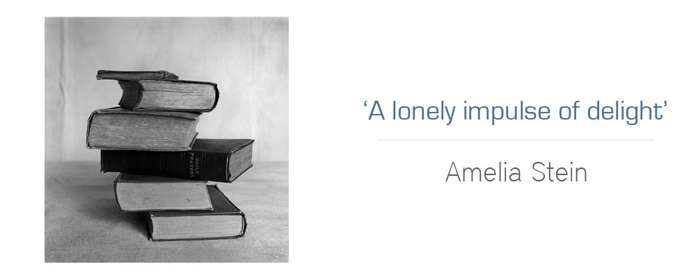 Yeats Amelia Stein