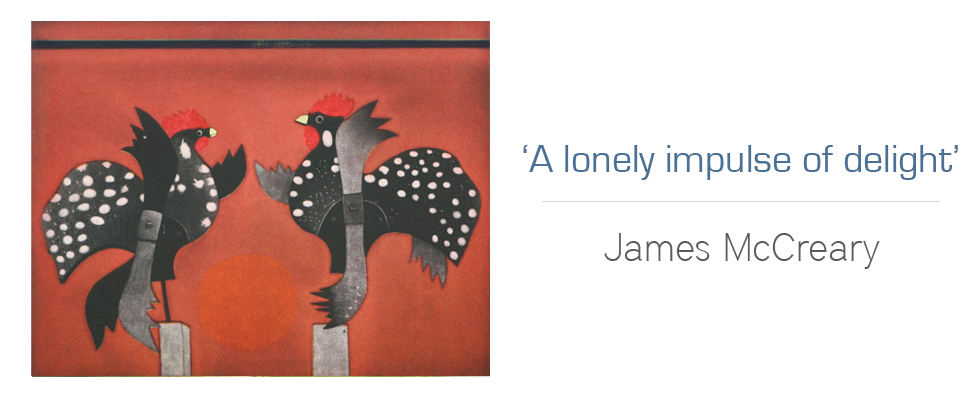 Yeats James McCreary