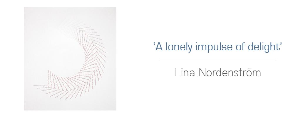 Yeats Lina Nordenstrom