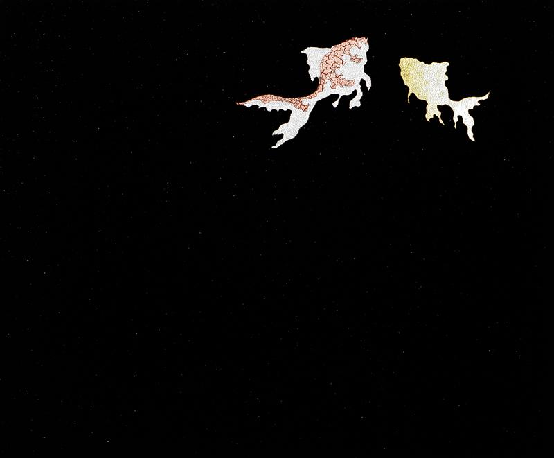 Two Goldfish – Mink