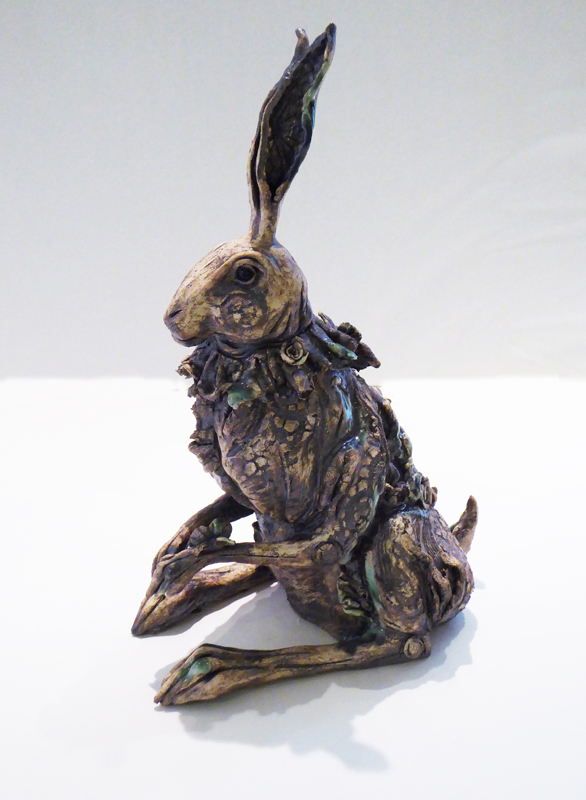 Seated Hare (Large)