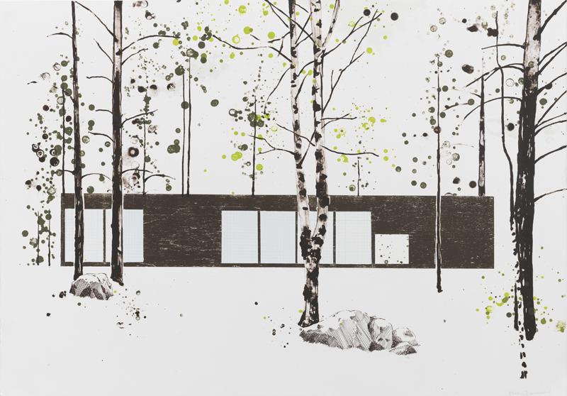 Experimental House for Marimekko