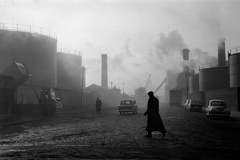 Early Morning, The Gasworks