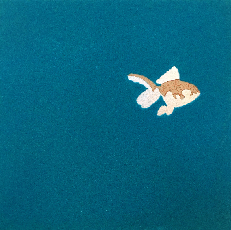 One Fish – Blue