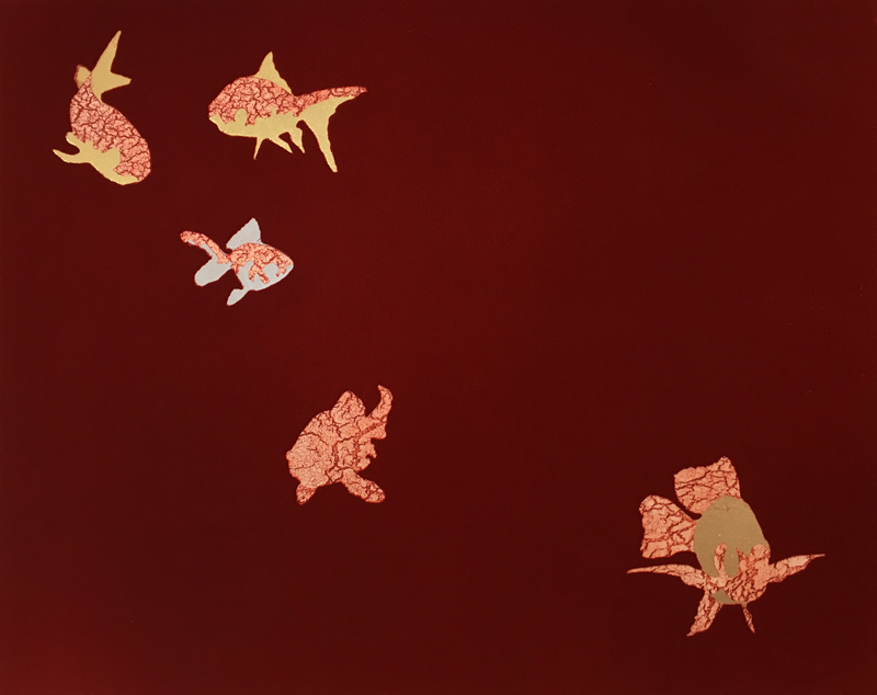 Five Fish – Red
