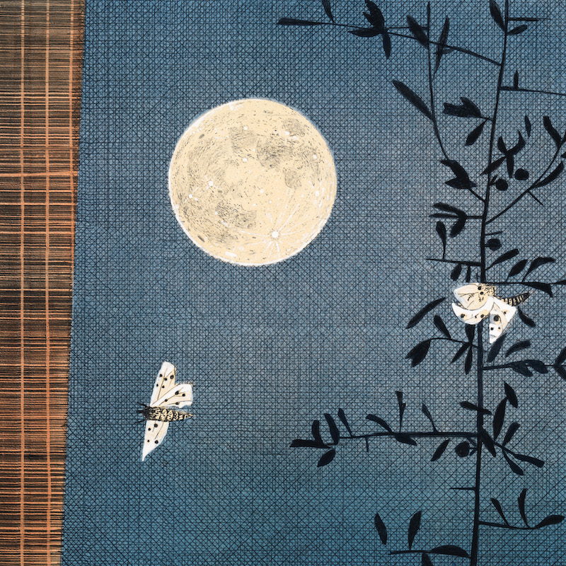Harvest Moon and Blackthorn