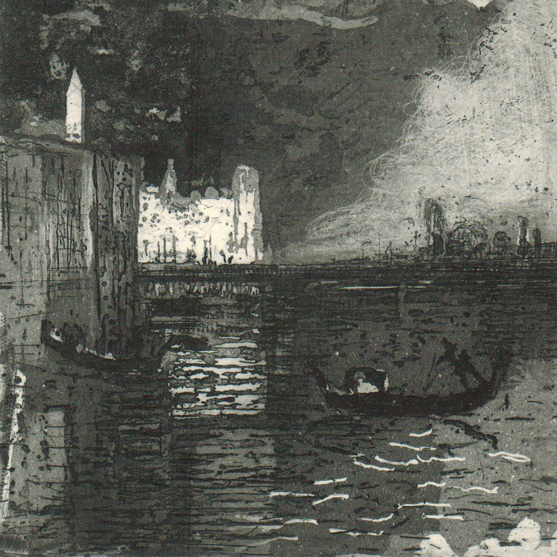 Storm at the Mouth of the Grand Canal
