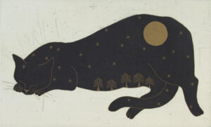 Yoko Akino - The cat and the moon
