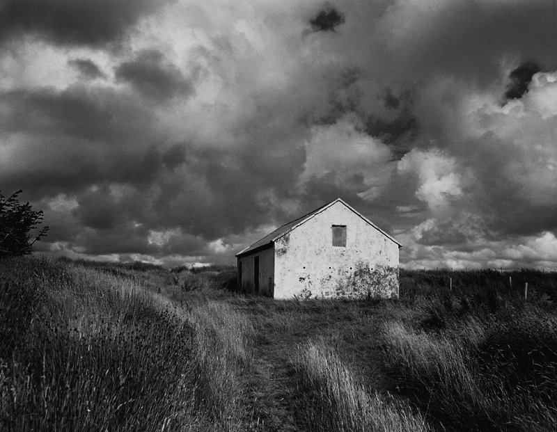 Big Sky - Shed and Long Grass