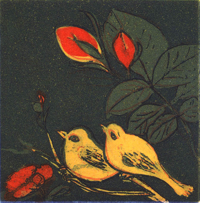 Nightingale & Rose III