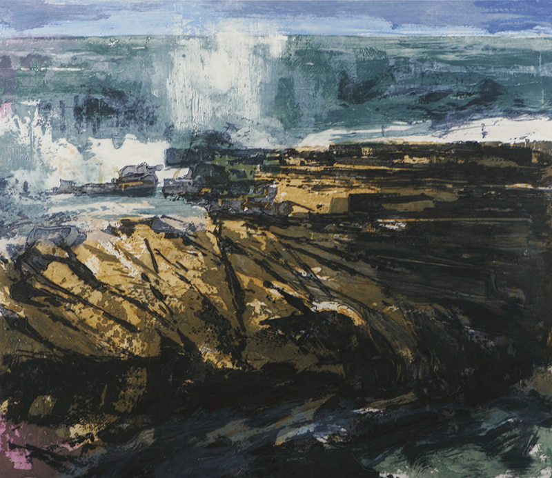 Shoreline Variation I