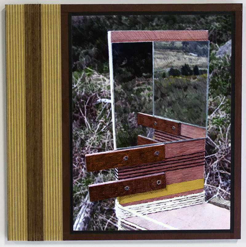 David Lunney - Coronation Plantation Mirrors
