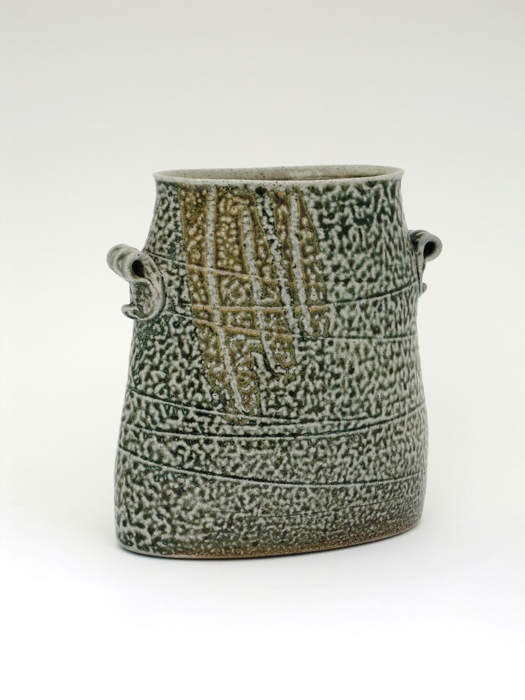 Handled Wrapped Vessel [SOLD]