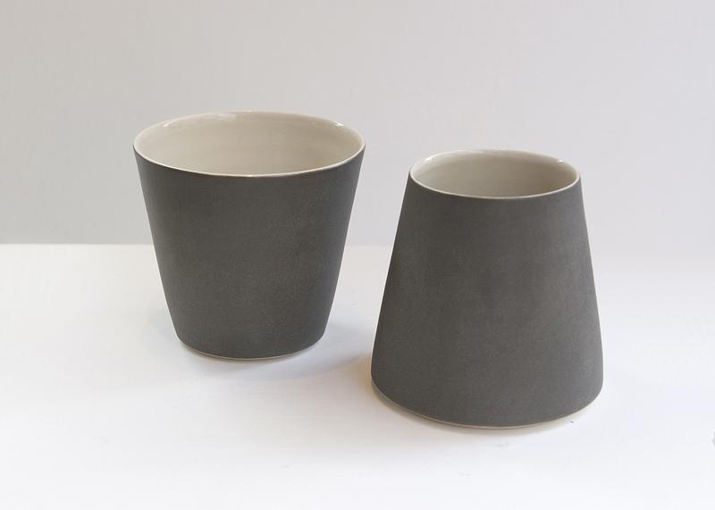 Grey Beaker