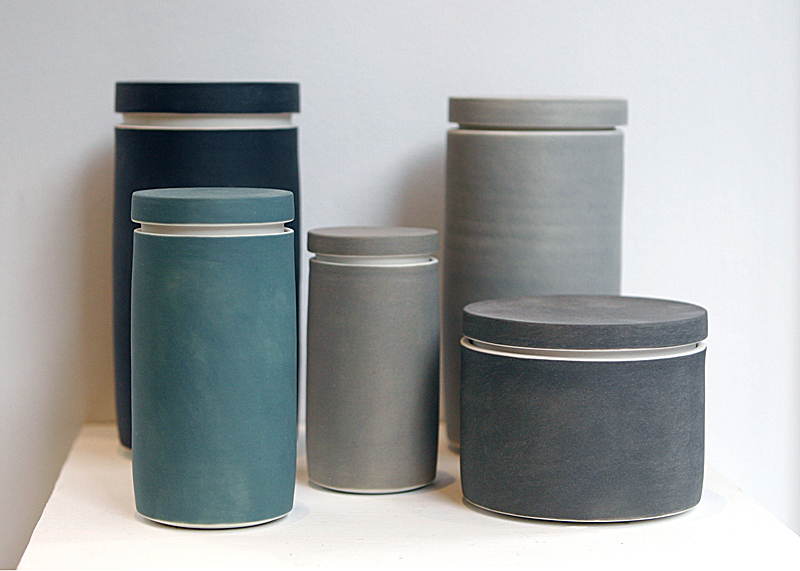 Porcelain Containers