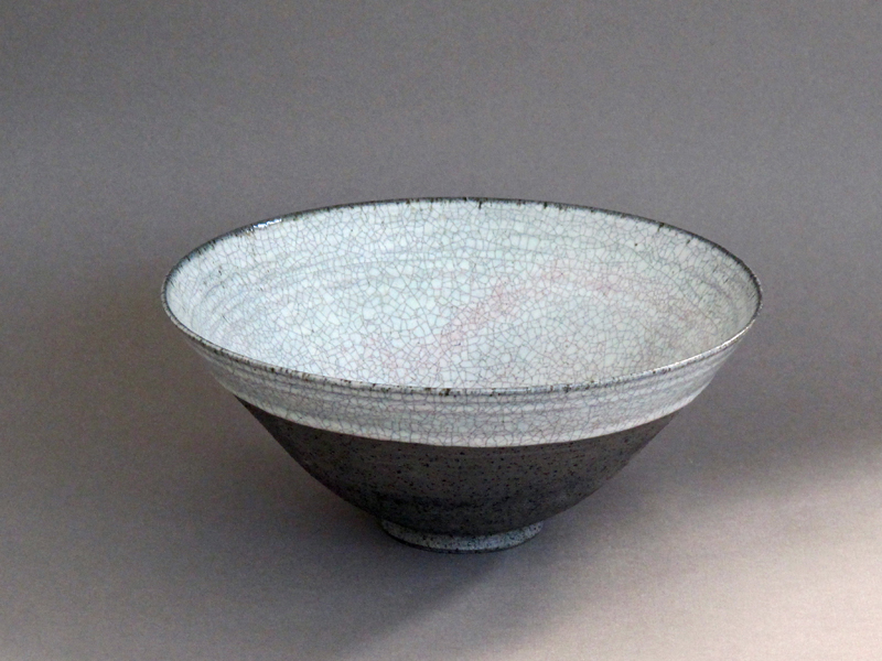 Smoke Fired Bowl - SOLD
