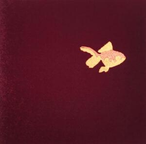 Kelvin Mann - One Fish - Red