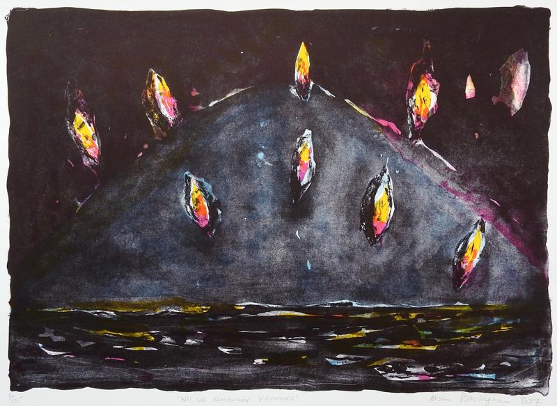 Will we remember volcanoes?