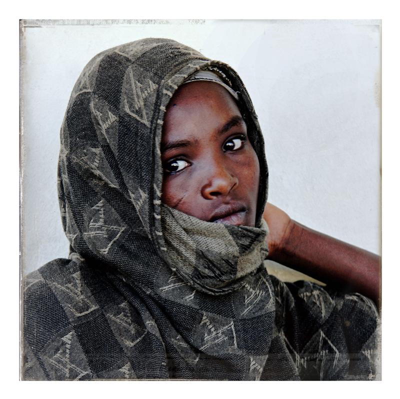Girl, Eritrea