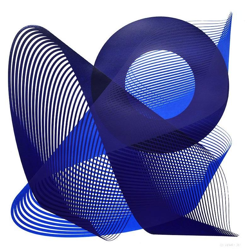 Nip/Tuck Blue