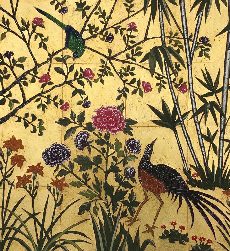 Asiatic Pheasant