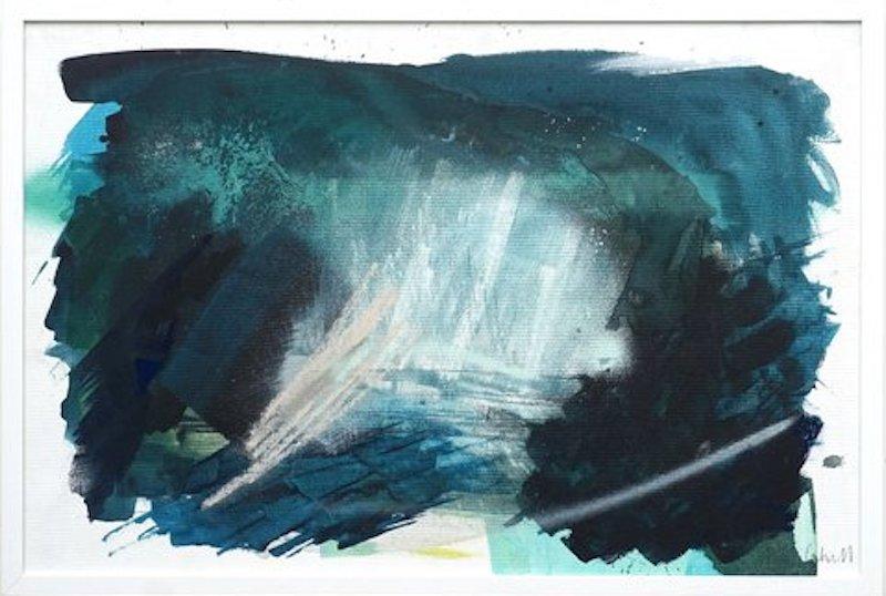 Ceobhrán Ghoirm - Blue Mist