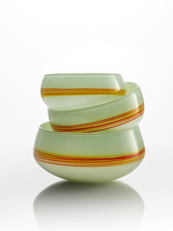 Braided Bowl : Jade