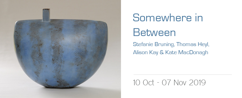 Somewhere in Between, Stephanie Bruning, Thomas Heyl, Alison Kay and Kate MacDonagh Art Exhibition