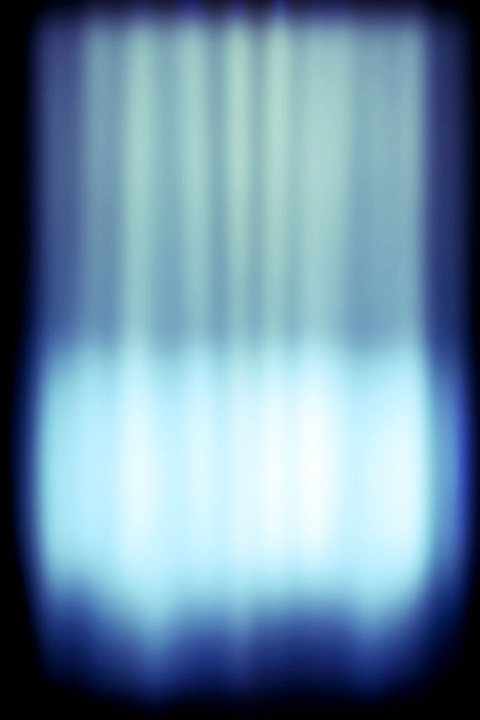 Windows after Rothko (Blue II)