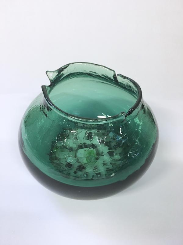 Echinoderm/Urchin Vessel Green