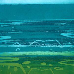 Dark Ice Floes Etch & Relief 2018jpg