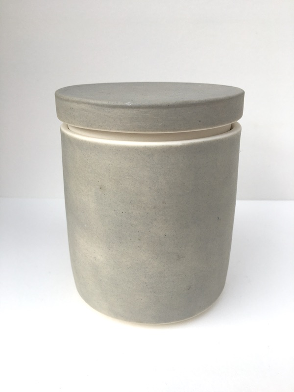 Medium Container Light Grey