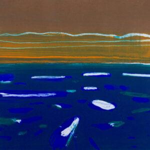 Sea Ice - Baffin 18X22 mono WEB