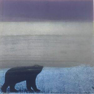 Tundra Bear Monotype 38 x 38 : 2020 WEB