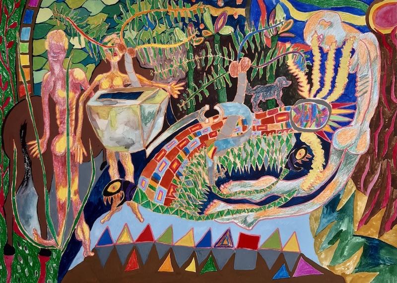 Jungle Poolside