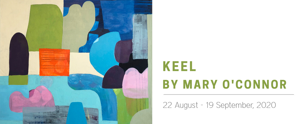 Keel, Mary O'Connor Art Exhibition