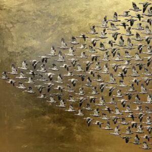 Kelvin Mann - Golden Geese