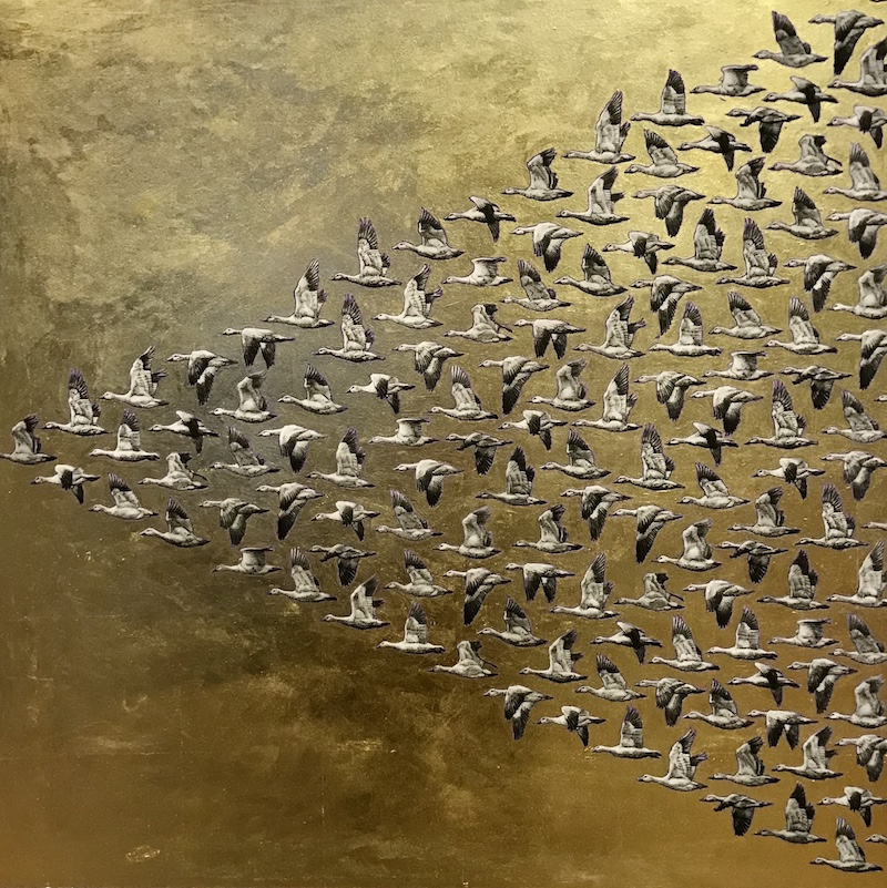 Golden Geese – West