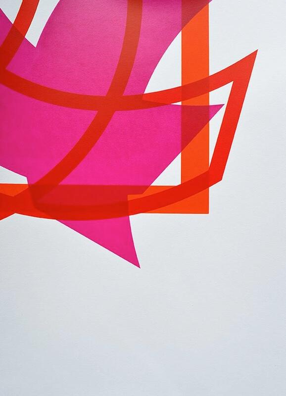 Kate Banazi - In the Garden Pink