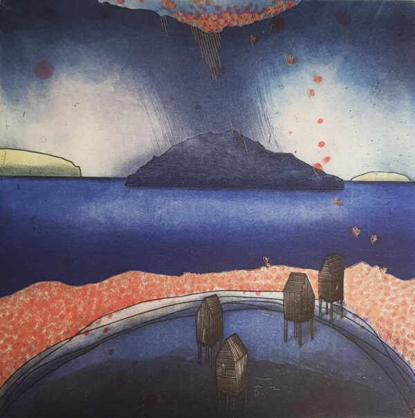 Niamh Flanagan - Shelter II, strange tides and distant shores