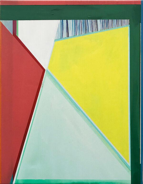 Sarah Wren Wilson - Wanting to land on Yellow