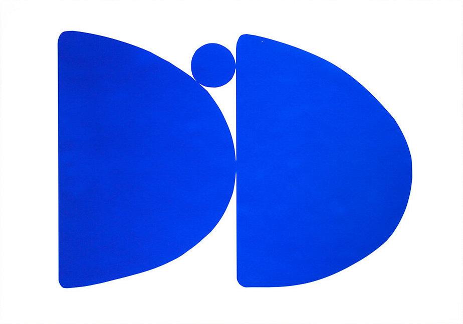 Blue Repose I