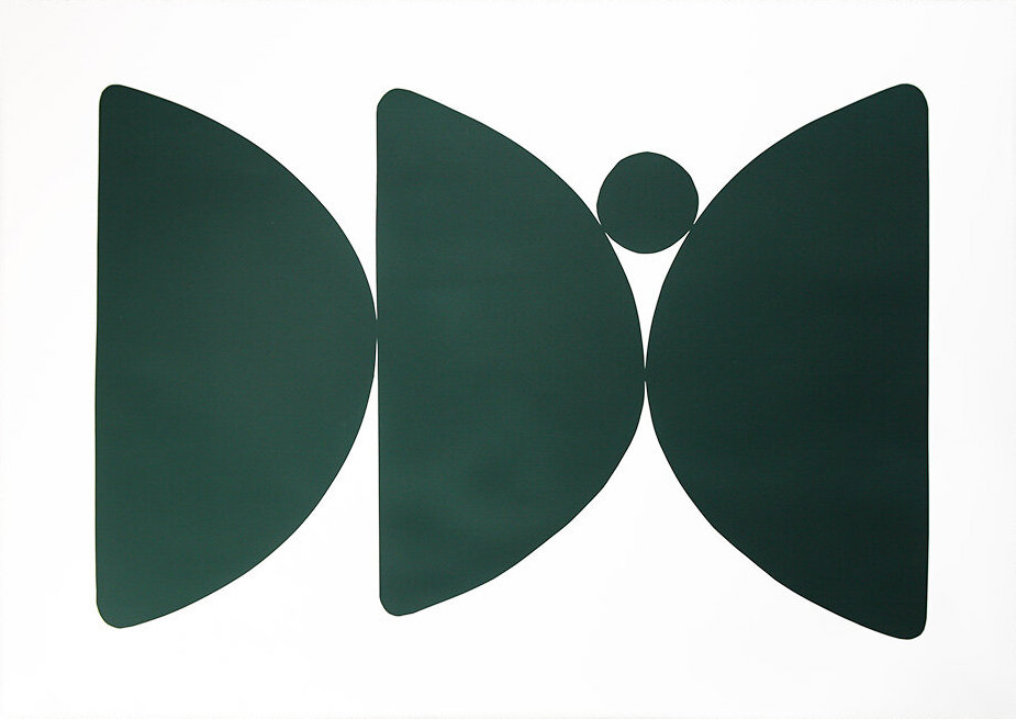 Poise I (Green)