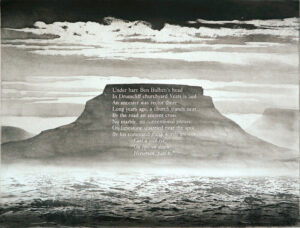 Norman Ackroyd - Under Ben Bulben