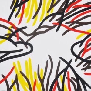 Samuel Walsh - Drawing 509 (Hunting)